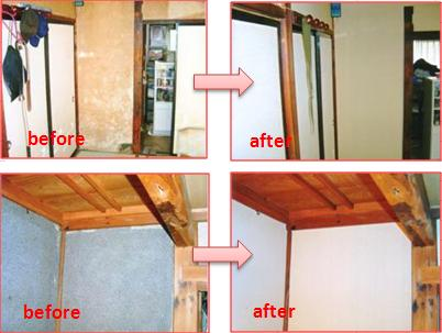 施工例 「和室の再生リフォーム」